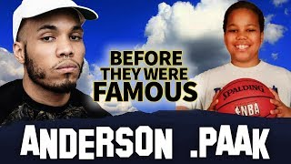 Anderson .Paak Before They Were Famous Oxnard Biography