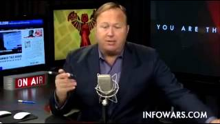 Alex Jones Responds to Bill O