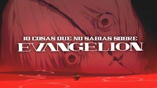 ¡10 COSAS QUE NO SABÍAS SOBRE EVANGELION!