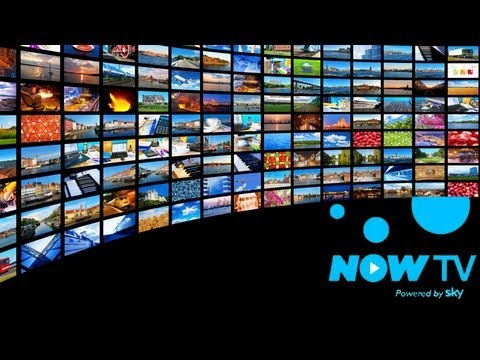 Now TV: BSkyB's Television and Movie Streaming Challenge to Netflix - YouTube