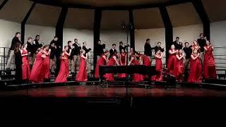 Soul Bossa Nova - CCHS Meistersingers 2015-10-01