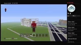 Minecraft tuto Villel  sure PS4