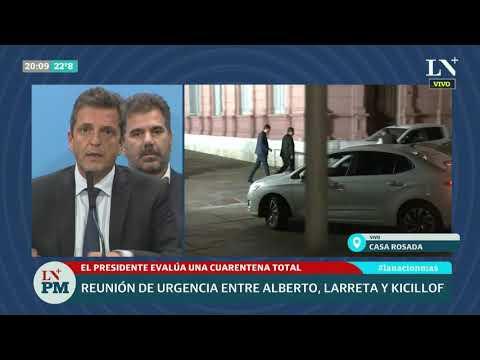 Coronavirus en Argentina: 97 casos confirmados, el Presidente evalúa una cuarentena total