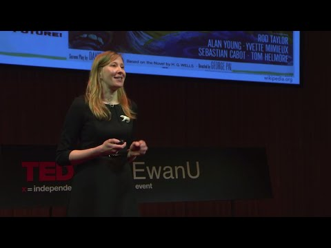 Opening the ocean gateway of the Northwest Passage: Past to Future | Anna Pienkowski | TEDxMacEwanU