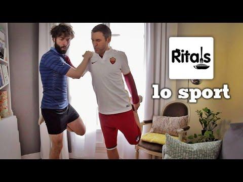Ritals - S01 - Ep.16 - Lo sport [sub FRA]
