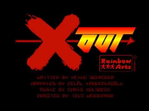 X-Out (Amiga) Title Theme