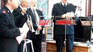 The Salvation Army: Newark-On-Trent  Christmas Day