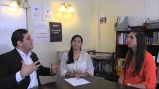 ESOL Skills for Life (QCF) Level 2 - group discussion sample video