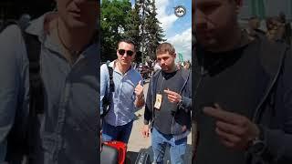 Наш репортаж с выставки ретромотоциклов ''Кола часу'' 13.07.19