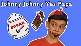 Johnny Johnny Yes Papa + More | Mother Goose Club Kids Videos