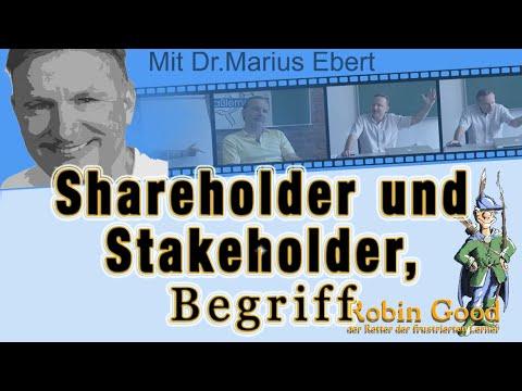 Shareholder u. Stakeholder
