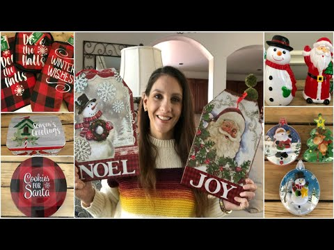 DOLLAR TREE HAUL | WOW BRAND NEW CHRISTMAS ITEMS! 2019