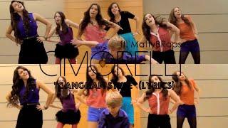 """Gangnam Style"", by PSY cover by Matty B Raps & Cimorelli (lyrics)"