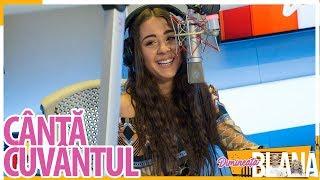 """Canta Cuvantul"" cu Nicole Cherry   #DimineataBlana"