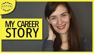 My career story: from business to fashion design | Justine Leconte