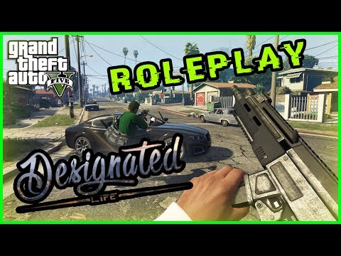 GTA 5 ROLEPLAY MOD! -|DESIGNATED COMMUNITY|-