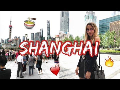 3 JOURS À SHANGHAI