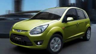 Ford Figo- Hq, (INTERIORS AND EXTERIORS)