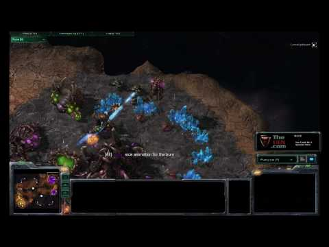 Hellion Worker Harassment - StarCraft 2 Strategy from TheUEN.com