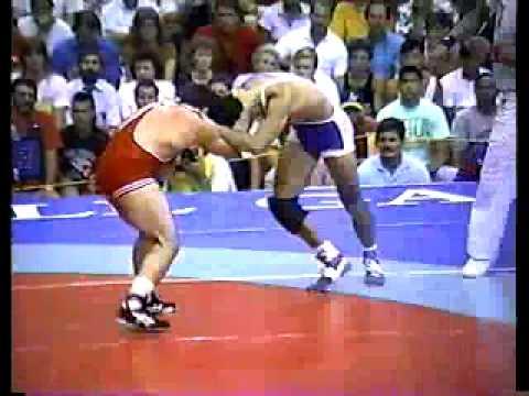 John Smith vs. Stepan Sarkissian