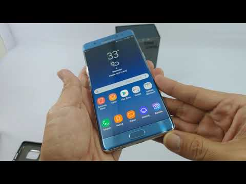 Jual Hp Second Galaxy Note Fe Milik Pribadi Youtube