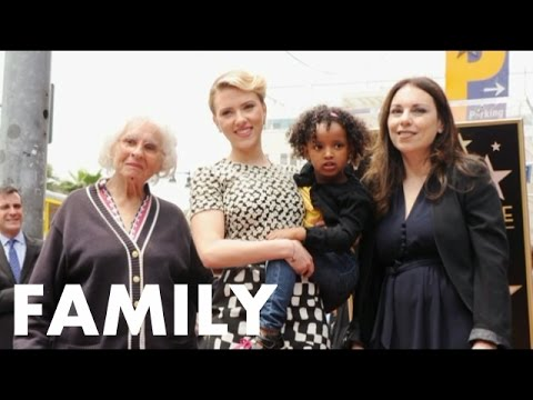 Scarlett Johansson Family Pictures || Father, Mother, Brother, Sister, Spouse U0026 Daughter!!!
