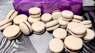 Macaron_công thức bánh macaron ngọt ngào đến từ Pháp_Bếp Hoa