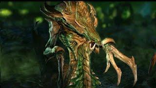 Hydralisk Evolution: Impaler and Lurker (Starcraft 2: Heart of the Swarm)