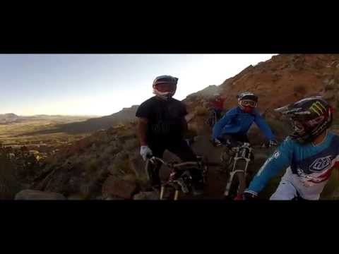"Darren Berrecloth on ""King Kong"" Rampage GoPro Mountain Bike video"