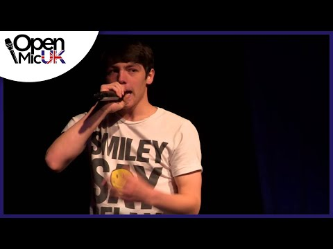 LOSE YOURSELF – EMINEM performed by J STEVENS RAP at Open Mic UK singing contest