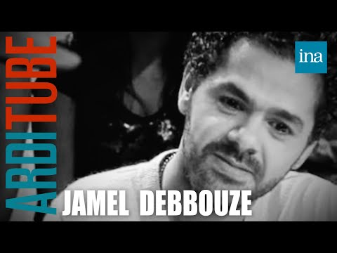 Joey Starr et Jamel Debbouze chez Thierry Ardisson   Archive INA