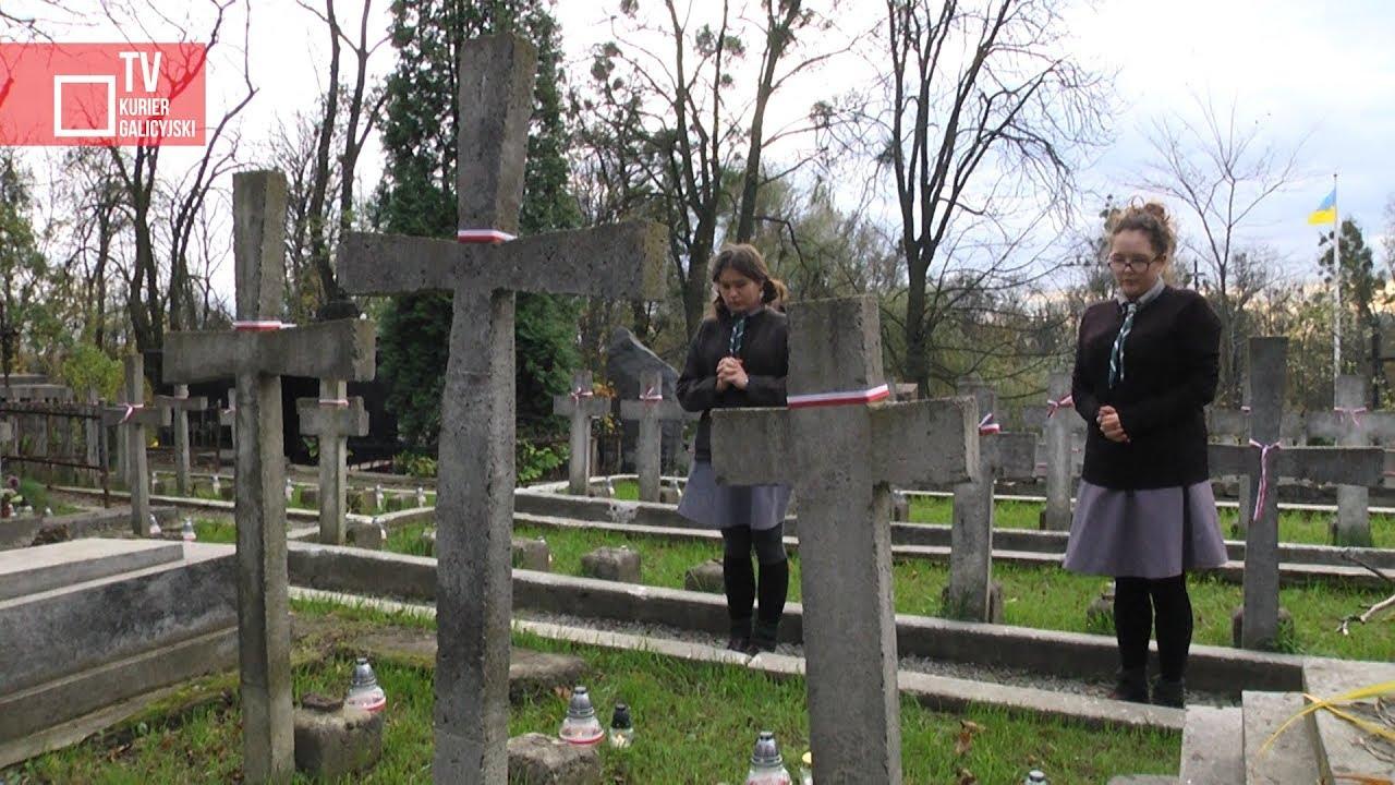 Zaduszki na Cmentarzu Janowskim we Lwowie