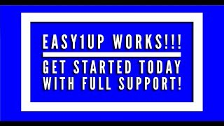 The Truth About Easy 1up - Team Rotator Explained - Free Easy1Up Traffic - Easy1up Training