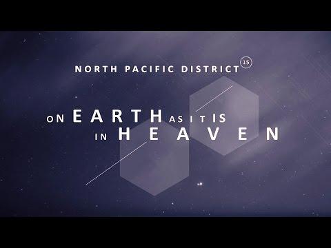 Gabe Barreiro - Foursquare North Pacific District Conference