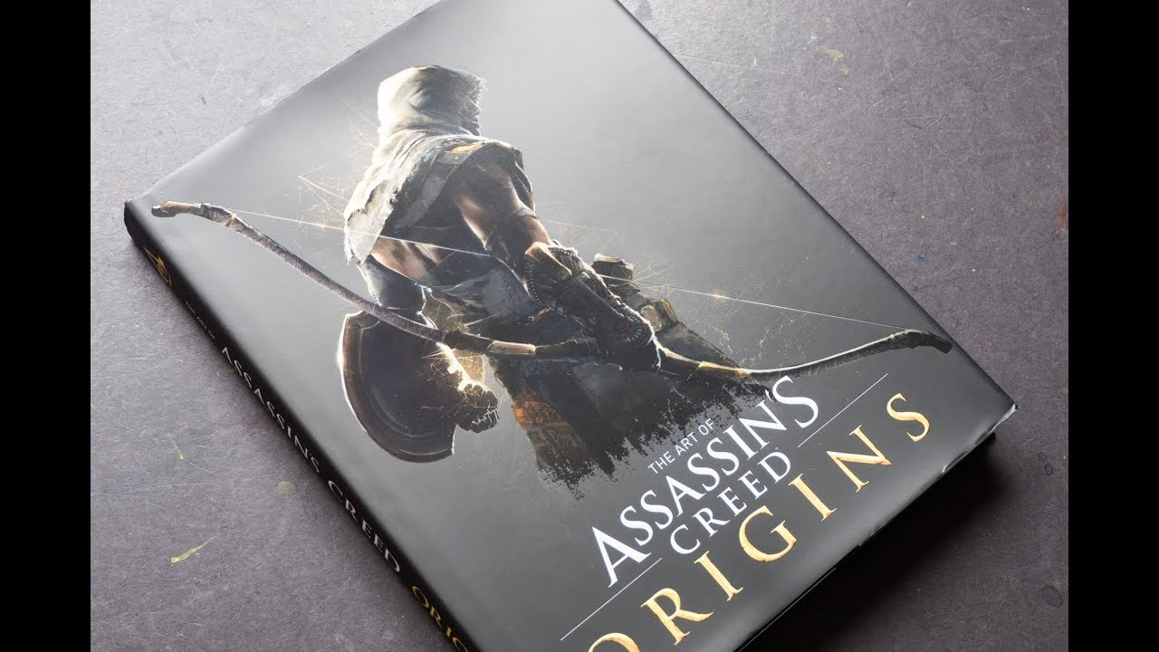 Book Review The Art Of Assassin S Creed Origins Parka Blogs
