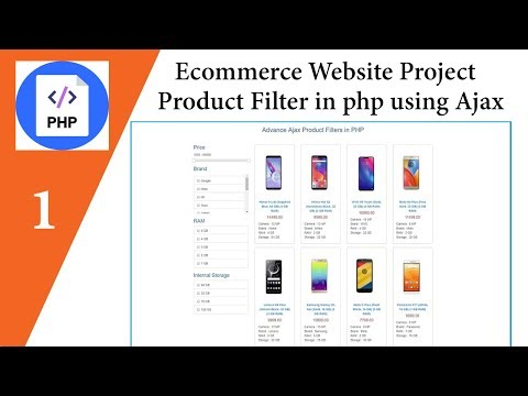 Ecommerce Website Project | Source Code | Free Download