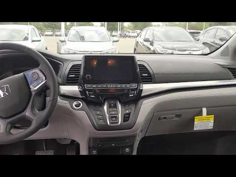2020 Honda Odyssey EXL with Navigation and Rear Entertainment quick review