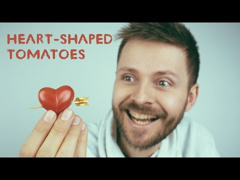 Generate How to Make Heart-Shaped Tomatoes Snapshots