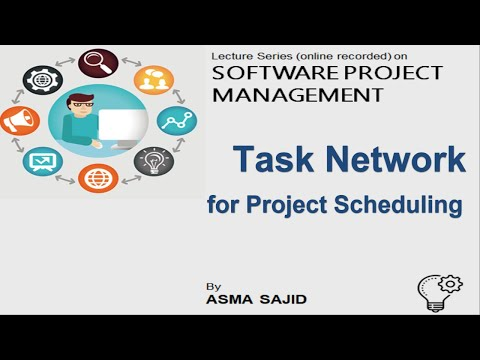 software-project-management-(11)-task-network-for-project-scheduling