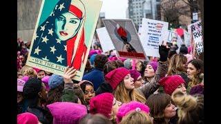Либеройды окончательно рехнулись: Женский марш 2019