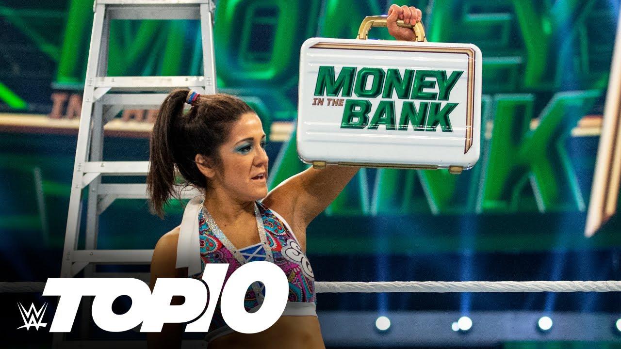 Bayley's greatest wins: WWE Top 10, Aug. 9, 2020