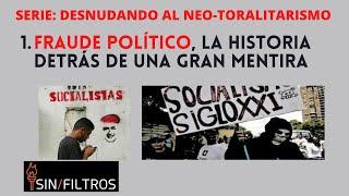 Fr Ud Político La Historia Detrás De Una Gran Mentira Youtube