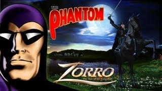 Phantom & Zorro