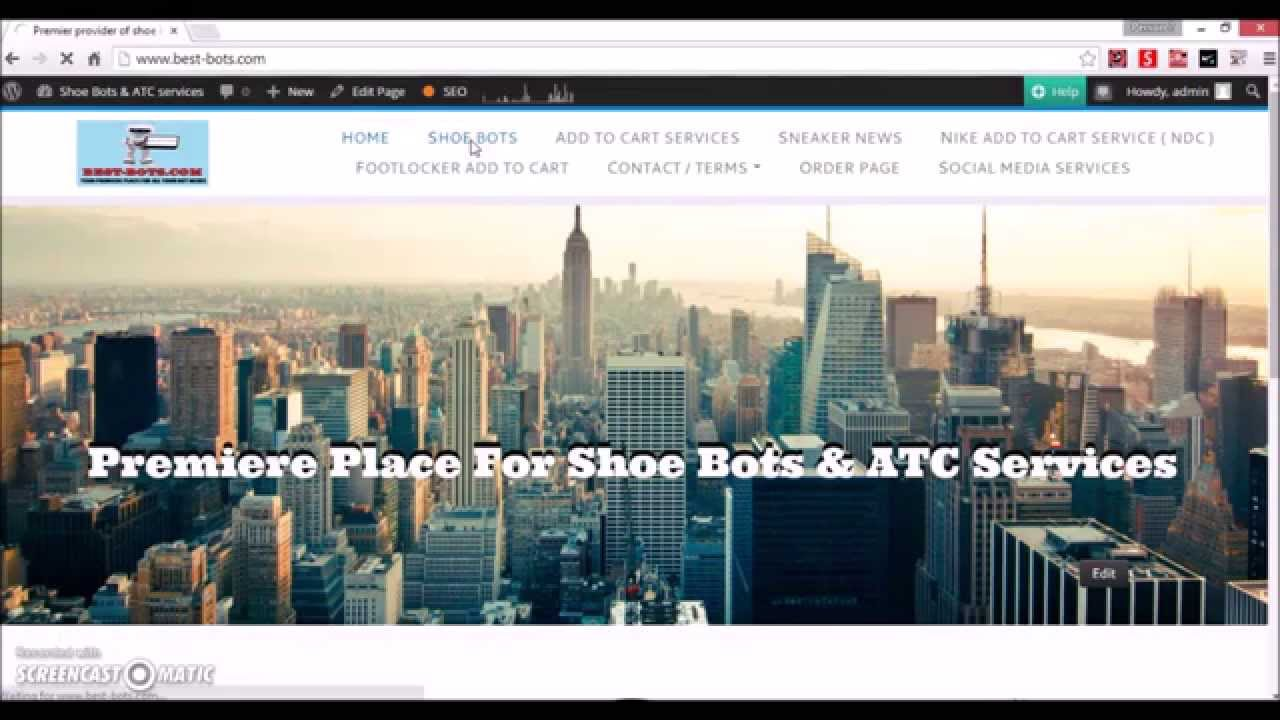 0bb5bc5d1c51 FASTEST NIKE SHOE BOT   TWITTER SCANNER WORKS WITH 20+ WEBSITES ...