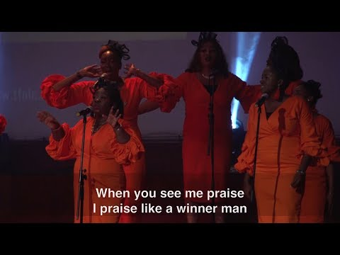 Contemporary Worship Night (Part 1) - Praise session by The