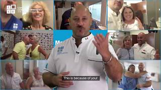 CANCUN DENTAL SPECIALISTS! 😷 Dr German Arzate is a diplomat…