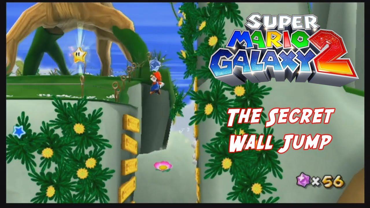 The Secret Wall Jump | Hidden Star | Honeybloom Galaxy ...
