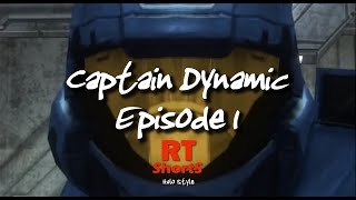 RT Shorts: Captain Dynamic - Episode 1 (Halo Style)