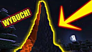 Minecraft Tekkit (PL) Odcinek 2 - Wybuch wulkanu