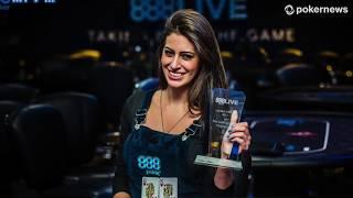 Vivian Saliba Wins Woman's Event!